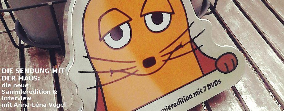 Die Sendung mit der Maus. Mehr unter: http://filmaffe.de/die-sendung-mit-der-maus-limitiere-sammleredition/