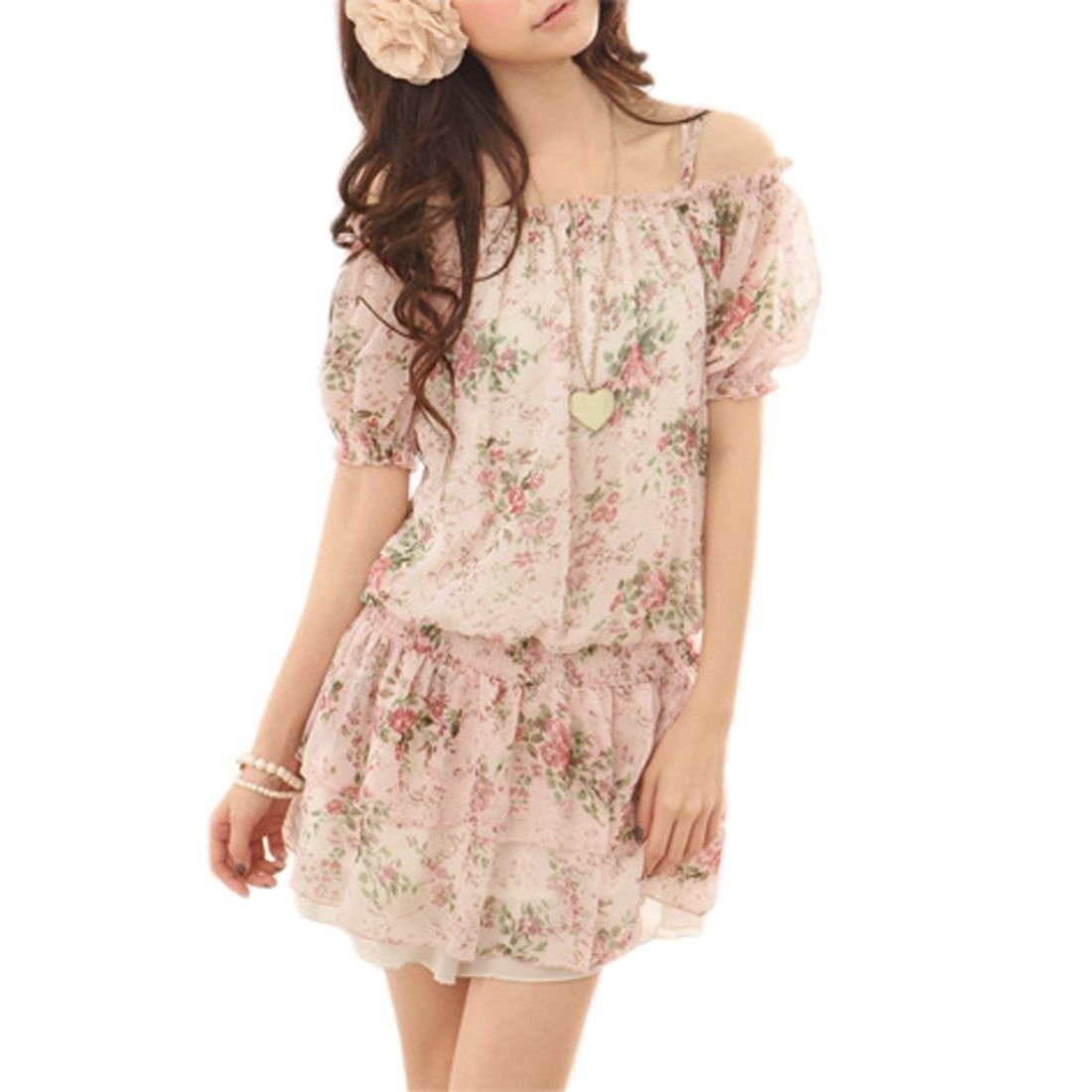 Ropa Coreana Casual Juvenil Femenina Vestidos De Moda Juveniles Ropa Moda Para Ninas