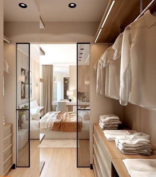 Como Decorar Una Habitación De Matrimonio Diseño De Armario Para Dormitorio Diseño Habitaciones Diseño De Vestidores