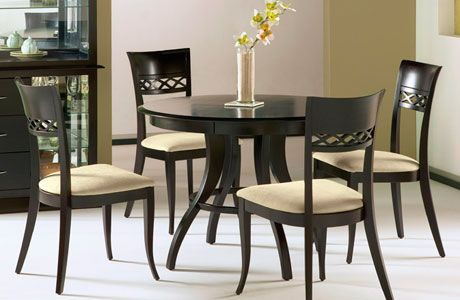 Canadian Dining Room Furniture dinec is a canadian company that custom crafts fine dining rooms
