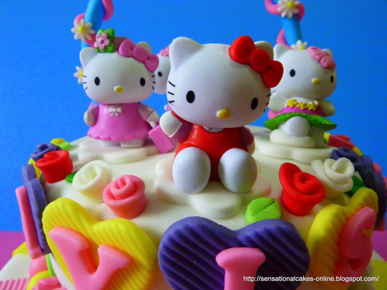 Sensational Cake Singapore Online Cakes Singapore H Kitty