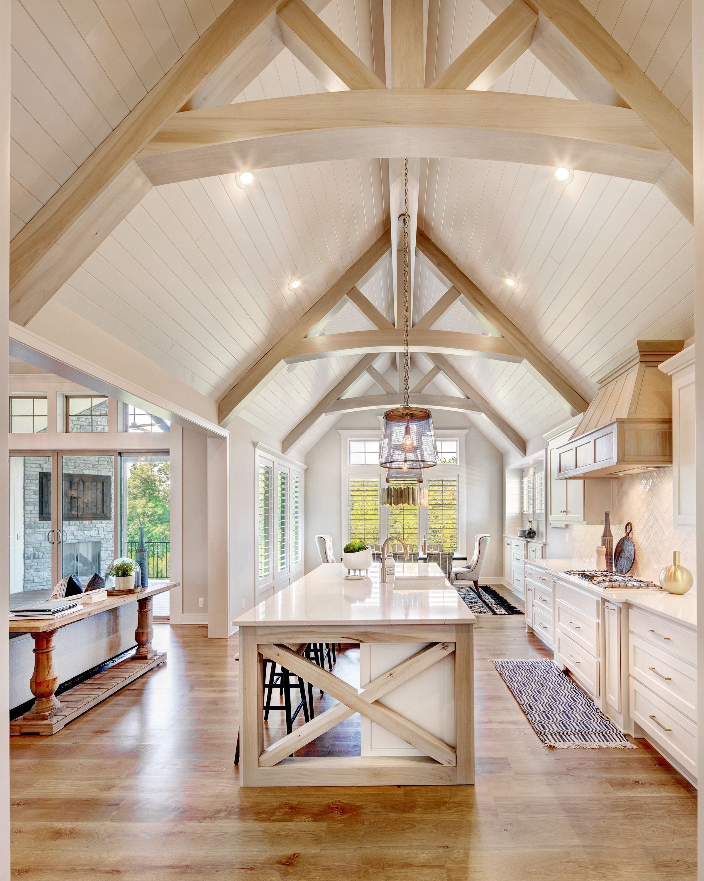 Kitchen Design Vaulted Ceiling Kitchen Vaulted Ceiling Beams Vaulted Ceiling Living Room