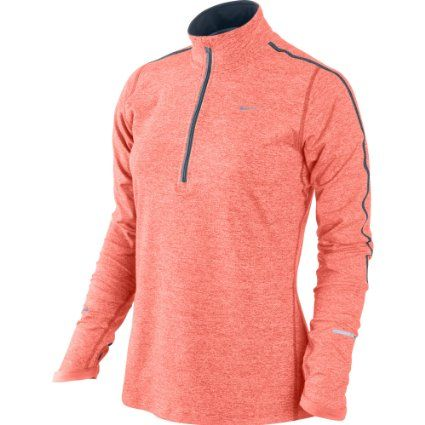 1b689dcc7777d6 Amazon.com  Nike Element Womens Half Zip - X-Large - Atomic Pink  Clothing