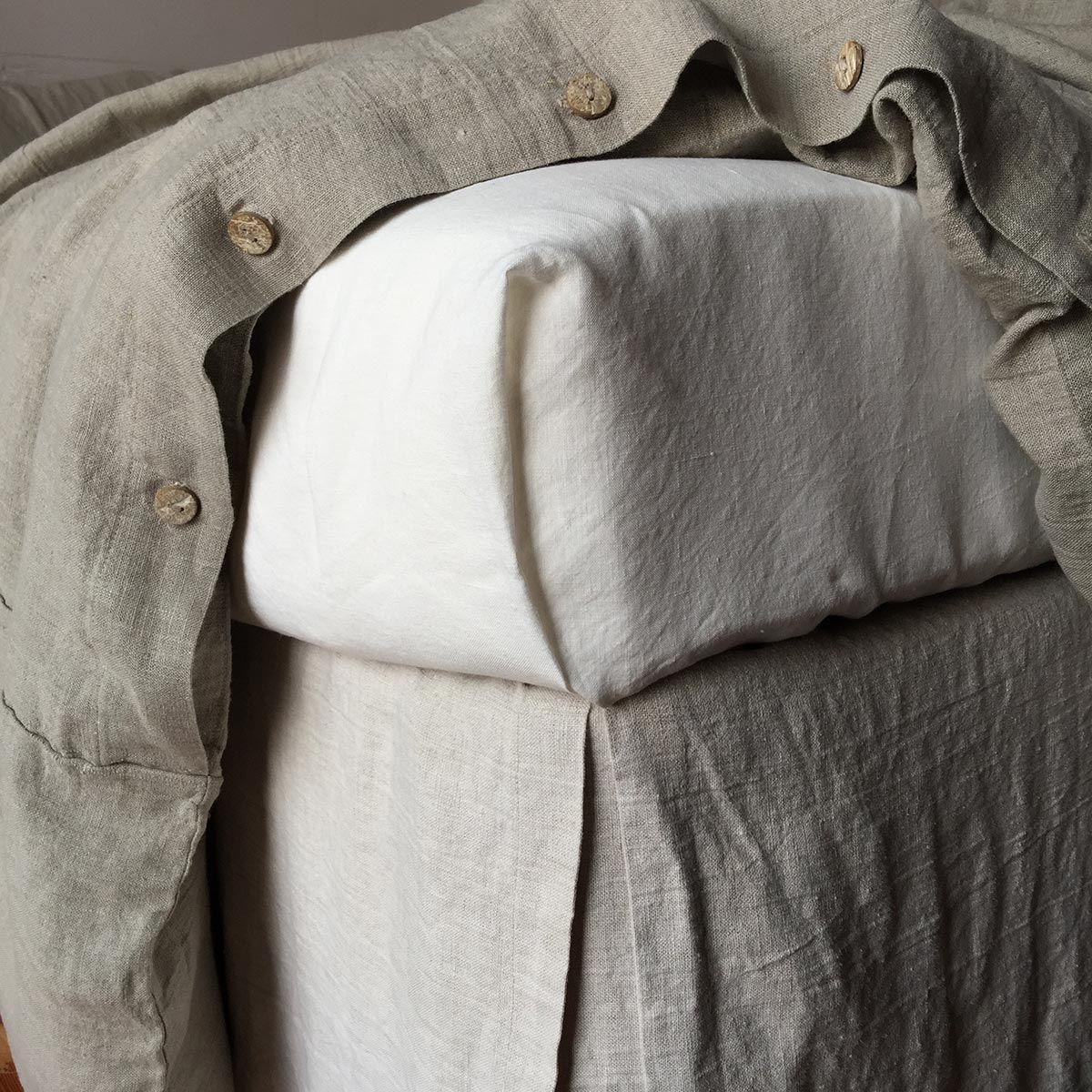 Smooth Linen Flat Sheet Rough linen, Smooth linen, Linen
