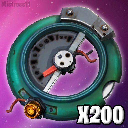 fortnite stw sturdy mechanical parts x200 best price fast delivery pc ps4 xbox - sturdy mechanical parts fortnite