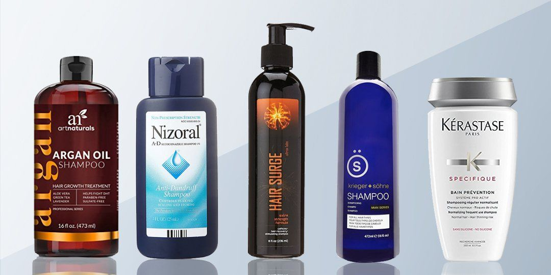 Help Your Mane Flourish With These Hair Growth Shampoos Hair