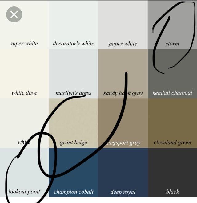 Schlafzimmer Farben: Pastel Babyblau, Sand Beige