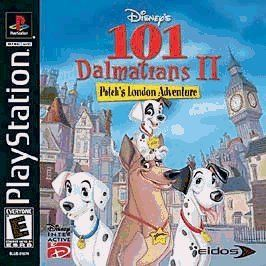 101 Dalmatians Ii Patch S London Adventure Playstation