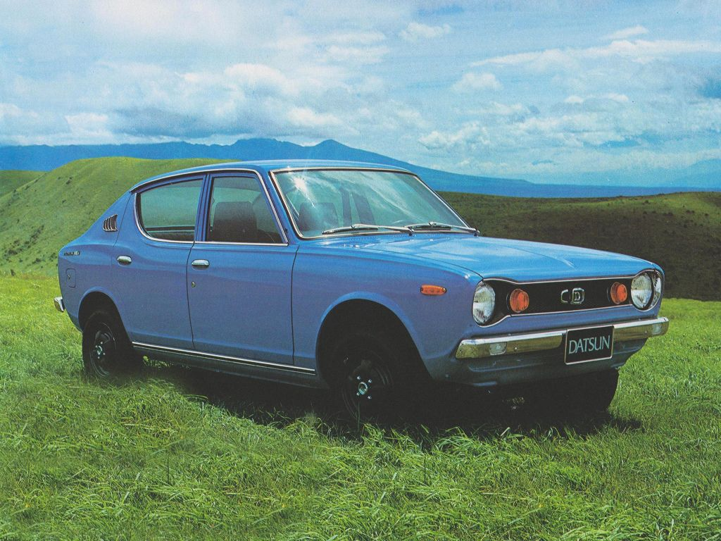 Pin by Ranger Minney on Cars Datsun/Nissan Cherry