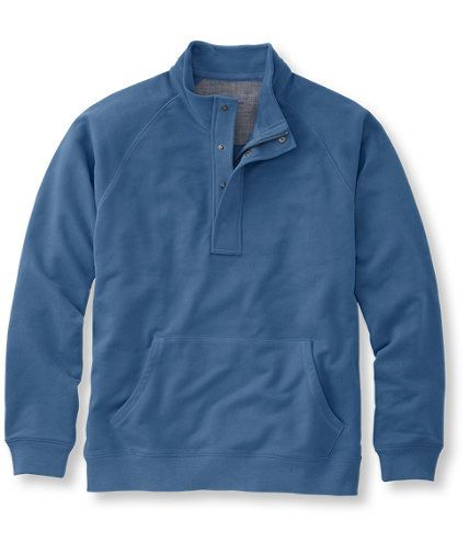 Lakewashed Quarter-Zip Pullover: Traditional Fit | Free Shipping at L.L.Bean