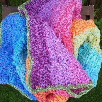 Photo of Gemütliche Kabel- und Bobble-Stitch-Decke, #Decke #Bobble #Cable #Cozy # Strickdecken25colorful …