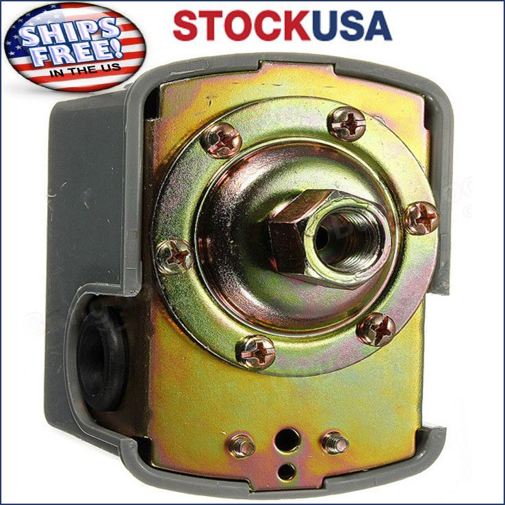 Pin on 4060 PSI Well Water Pump Pressure Control Switch