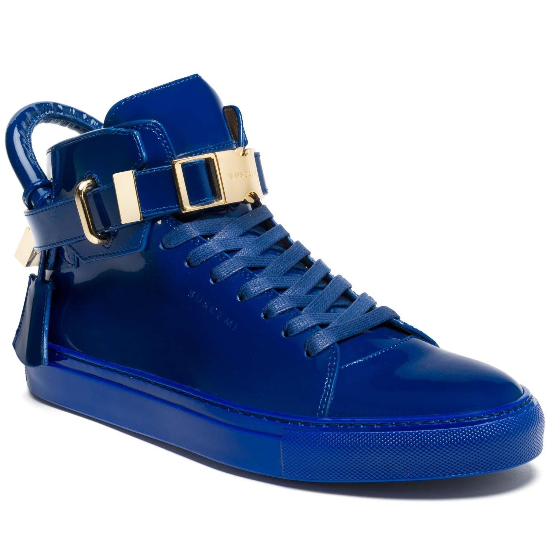 Buscemi men's high top sneakers. 100MM