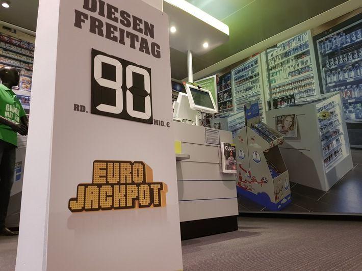 Eurojackpot Habe Ich Gewonnen
