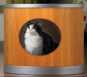 Super Cool Litter Box Via Apartment Therapy Litter Box Modern