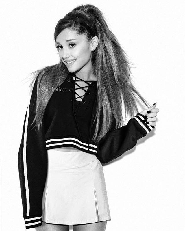 Pin On Ariana Grande Photoshop