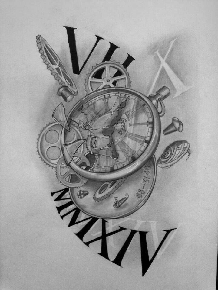 pin de michael willian em tattoo 7 pinterest tattoo uhr tattoo vorlagen e tattoo ideen. Black Bedroom Furniture Sets. Home Design Ideas