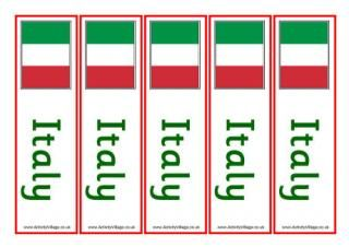 Italy Facts In 2020 Italy Flag World Thinking Day Christmas In Italy