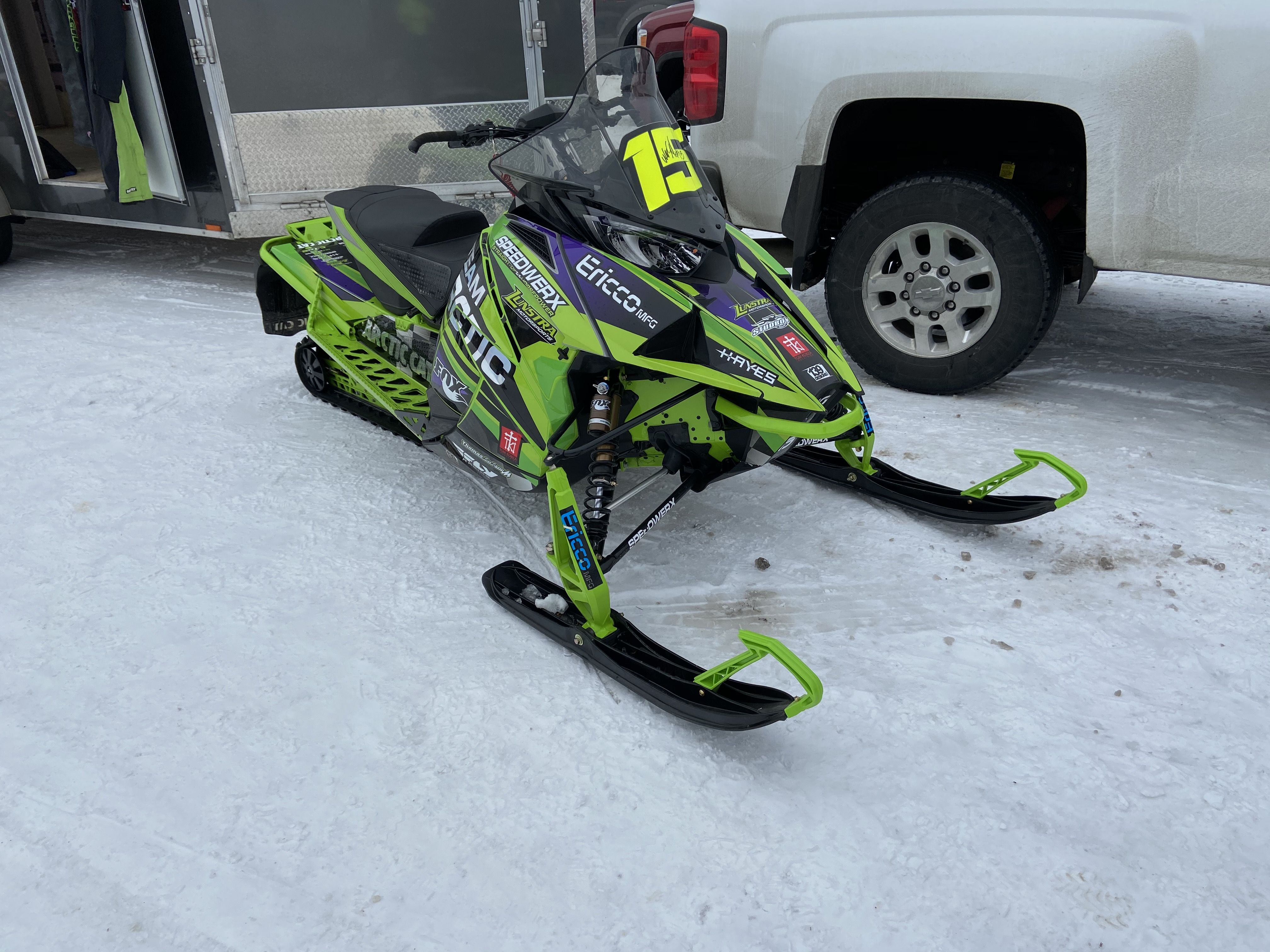 Pin by Shelby Raida on Arctic cat snowmobile in 2020 Toy