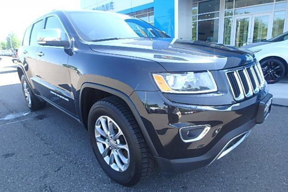 Used 2015 Jeep Grand Cherokee 4WD Limited in Randolph OH ...