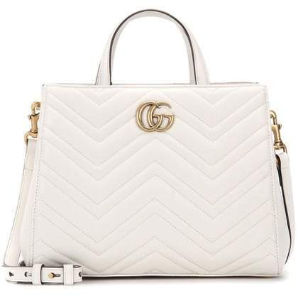 4594c02f53ab Gucci GG Marmont Small matelassé leather tote #Gucci #cap#ShopStyle  #MyShopStyle click link for more information