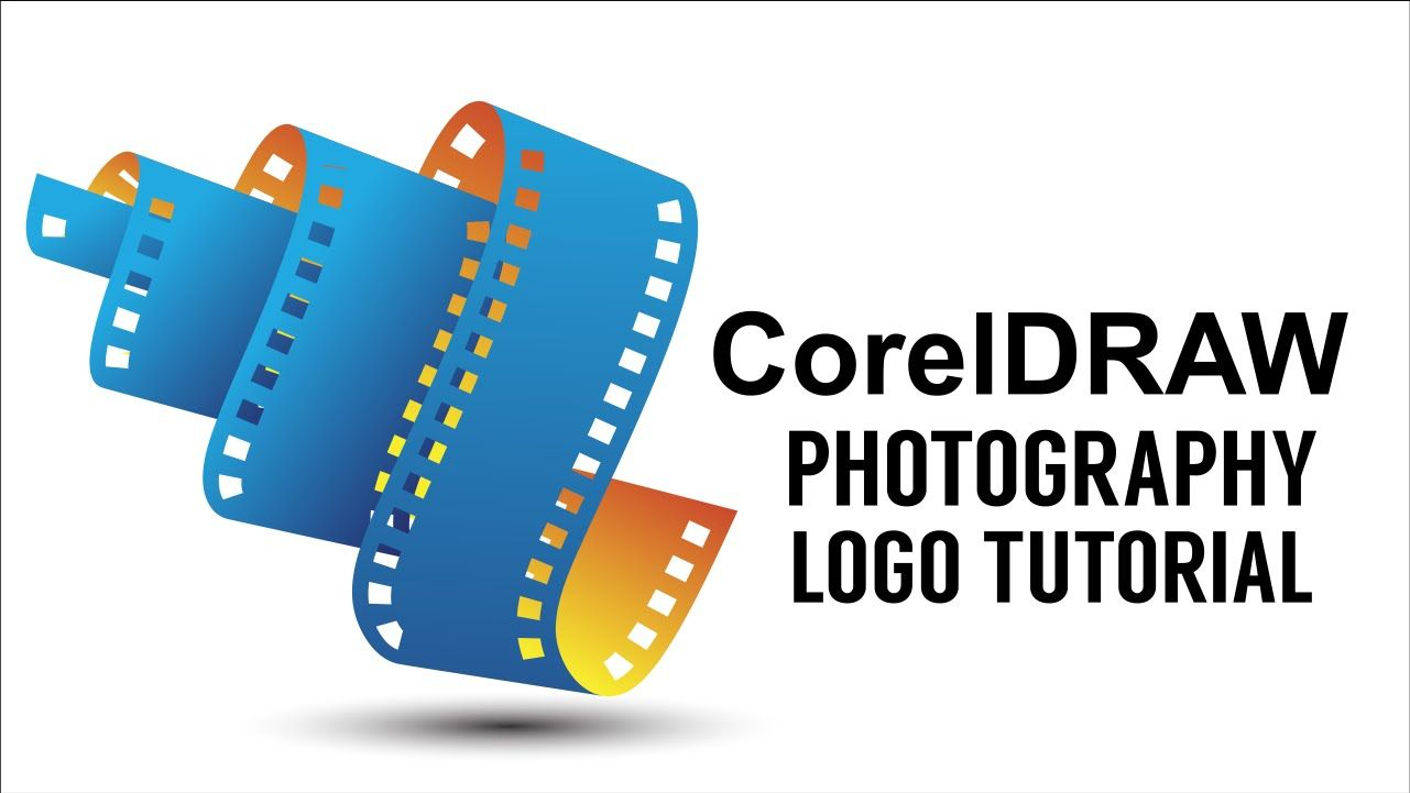 CorelDraw: Photography 3D Logo Tips and Tricks Tutorial | COREL DRAW