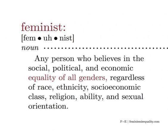 A E S T H E T I C S - Feminism