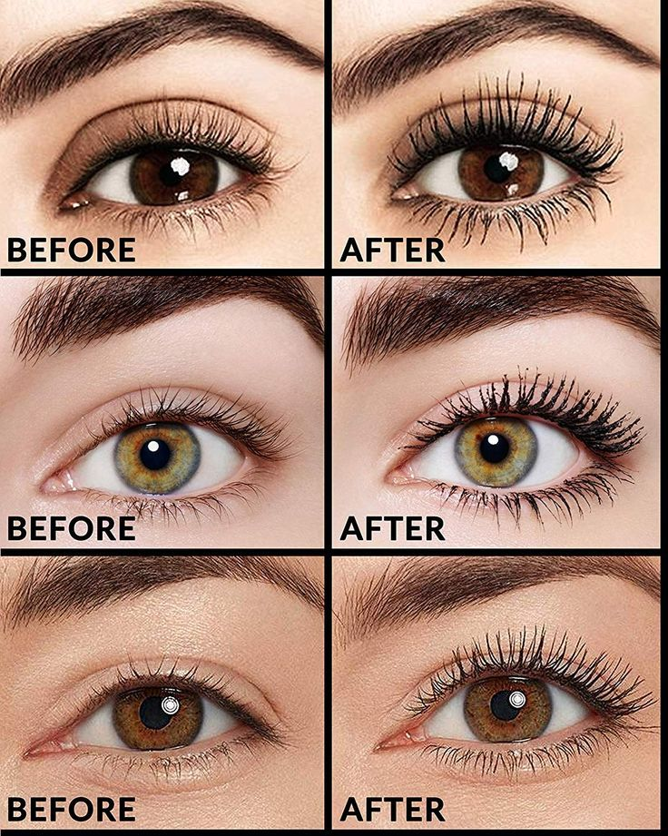 £6.99 Our waterproof mascara black is only made from non