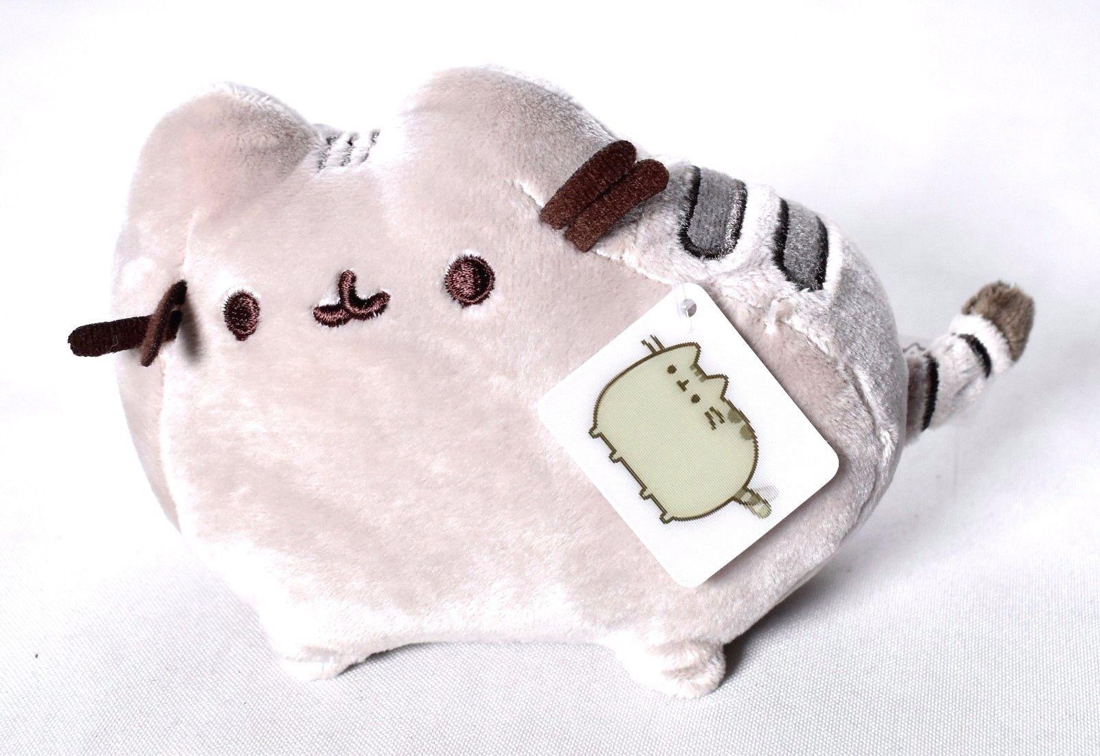 Gund Pusheen Plush 6 Cat Stuffed Toy Animal 4048095 New Pusheen Plush Pusheen Cat Plush Pet Toys [ 1101 x 1600 Pixel ]