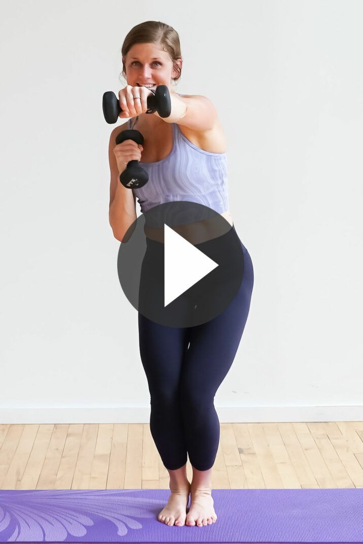 Barre Fitness Workout Video