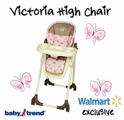This Baby High Chair Has A 3 Position Seat Recline For Snoozing