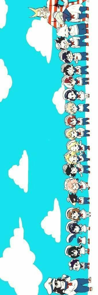 Boku No Hero Academia《One Shots》
