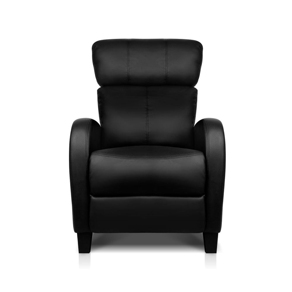 46 Reference Of Black Single Sofa Chair In 2020 Single Sofa Chair Single Sofa Single Sofa Bed