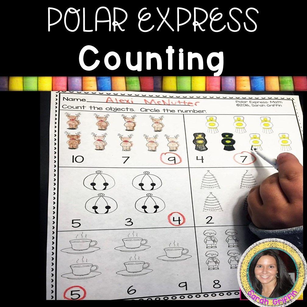 Polar Express Worksheets For Kindergarten Polar Express Worksheets Polar Express Kindergarten Worksheets [ 1008 x 1008 Pixel ]