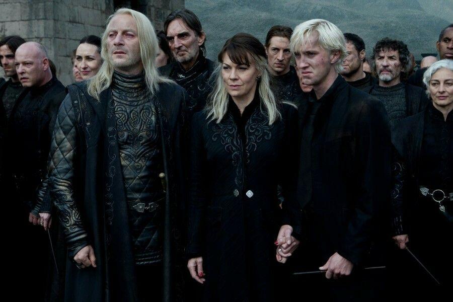 Todesser Familie Harry Potter Film Harry Potter Fakten Draco Malfoy