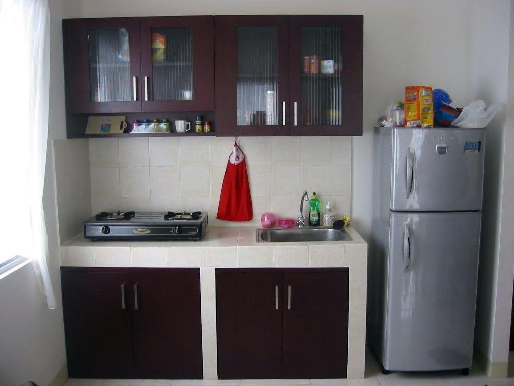 40 Desain Dapur Kecil Minimalis Sederhana Check More At Http Desainrumahkita
