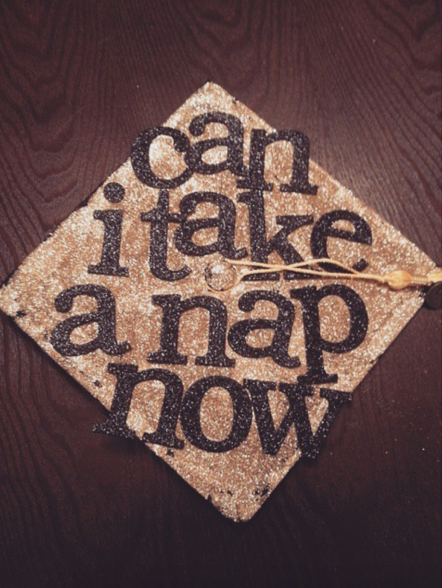 41 Ways To Dress Like A Fashion Editor Modeled By Us: 41 Ways To Customize Your Graduation Cap