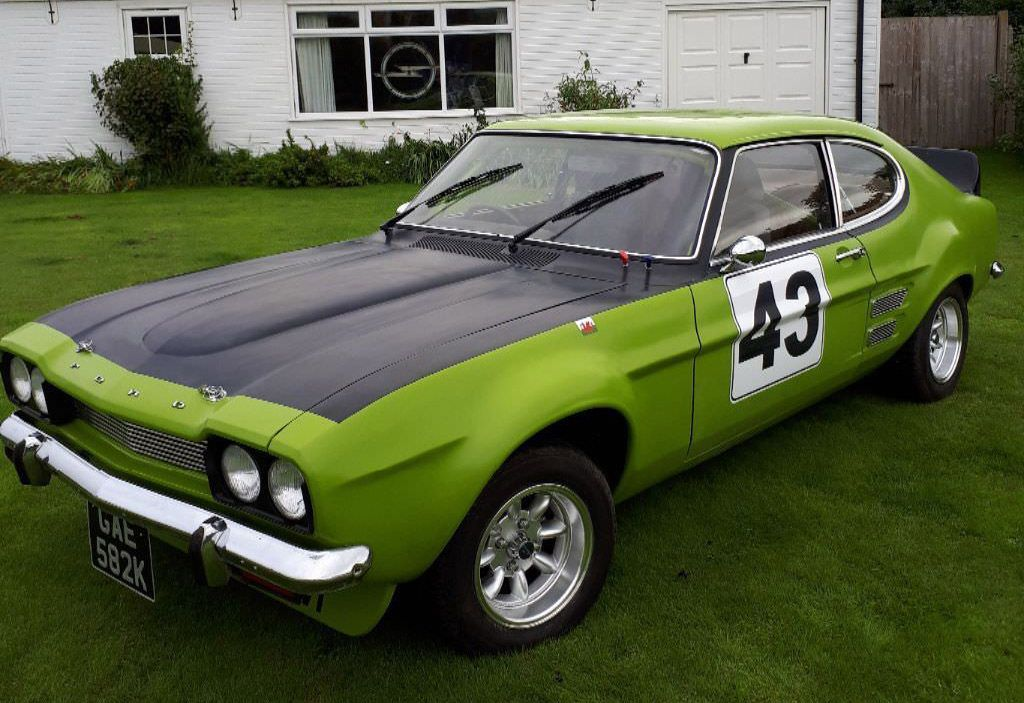 car's by Ben Ford capri, Classic fords for sale, Ford