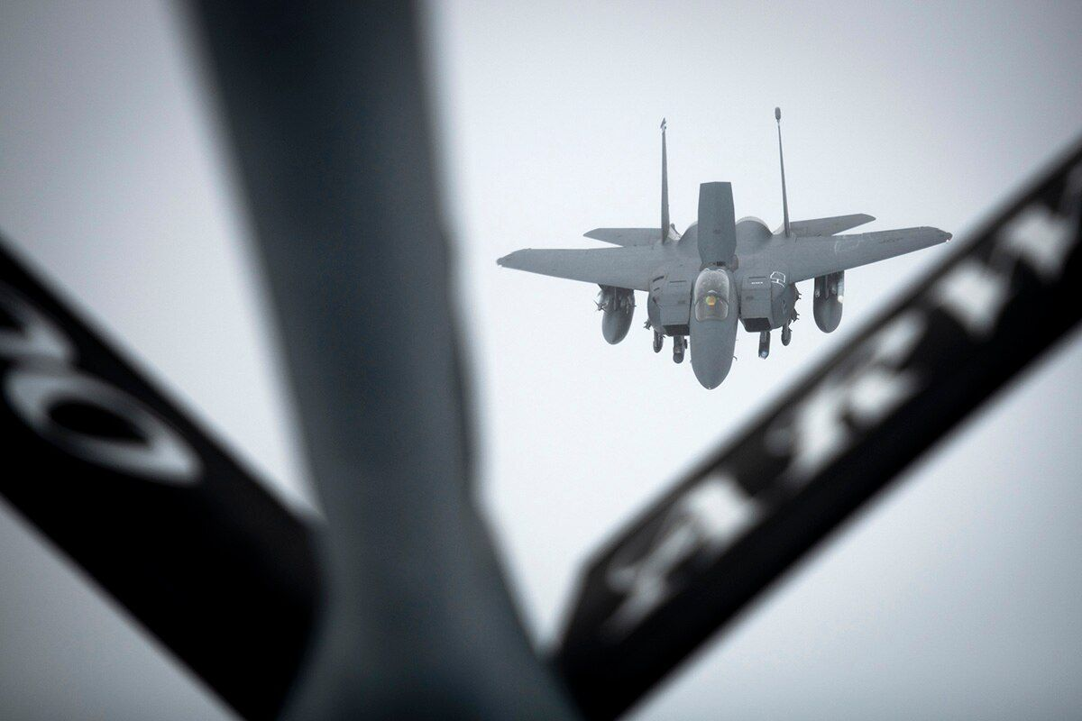 Boeing Prepares St Louis Plant For Likely Air Force F 15 Orders Air Force Boeing Fighter Planes