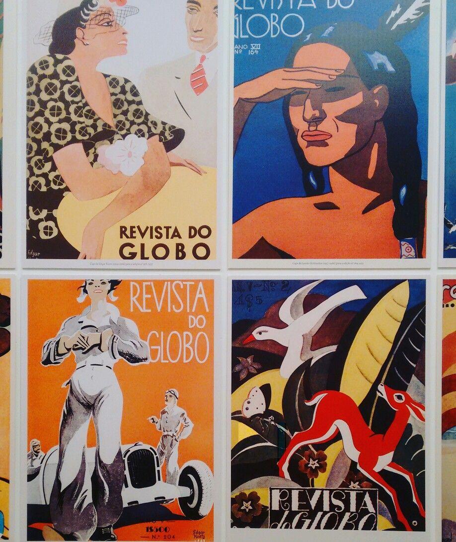 Revista do Globo 1930 A modernidade Impressa