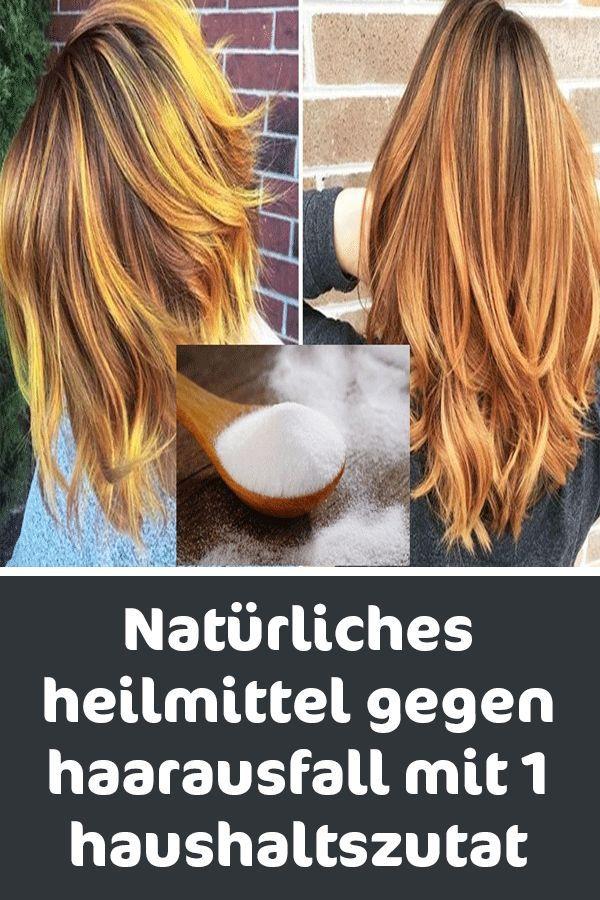Photo of Naturheilmittel gegen Haarausfall mit 1 Haushaltszutat    Schönheit