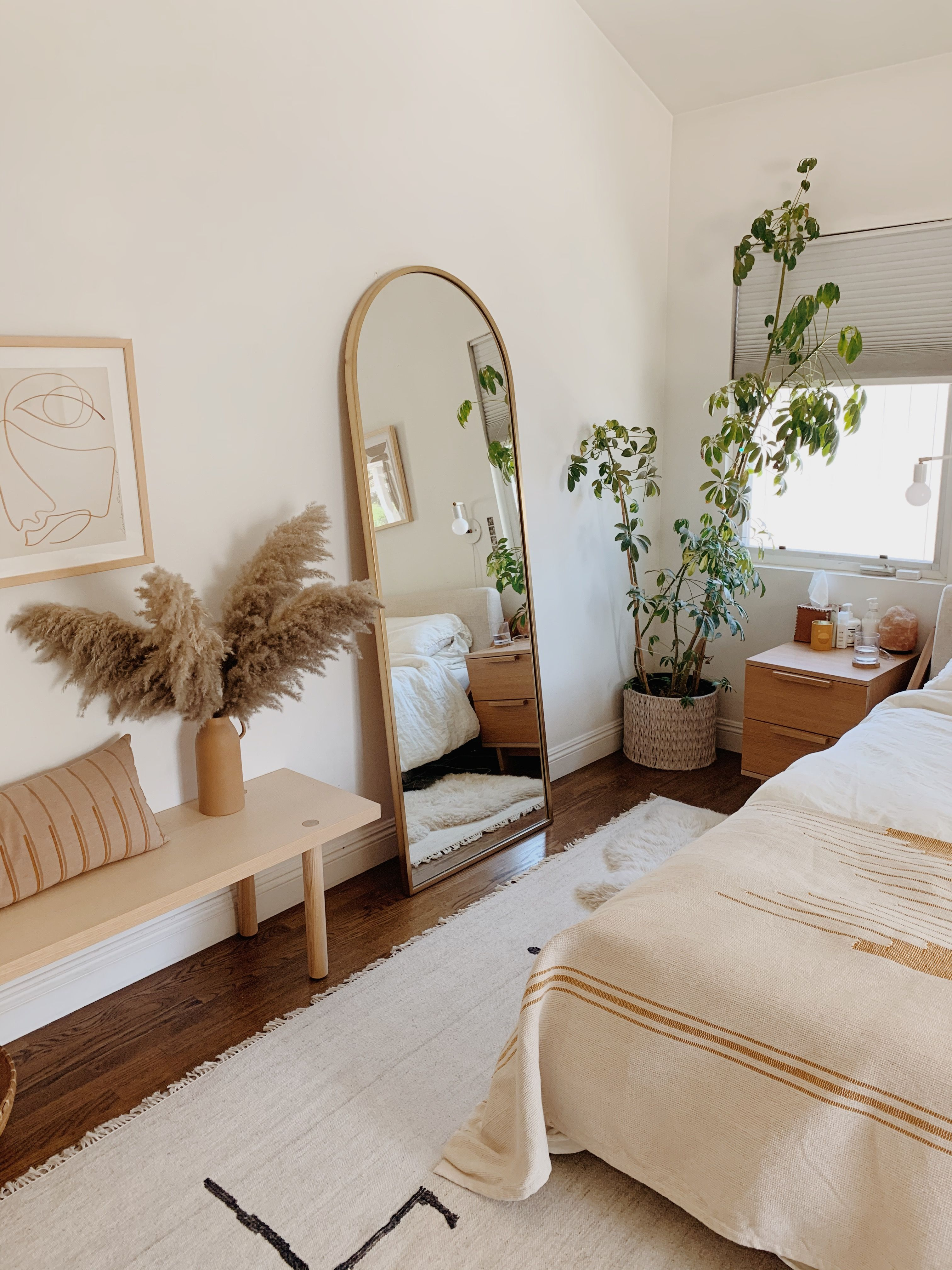 Our Bedroom Video Tour With Links To Everything Almost Makes Perfect Room Inspiration Bedroom Bedroom Interior Home Decor Bedroom