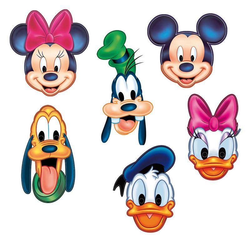 Donald @ Dasiy | ... cu personajele Disney, Mickey, Minnie, Donald ...