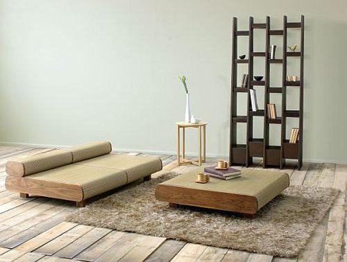 japanese minimalist furniture. Agura Sofa - Style Of Japanese Furniture By Hisae Igarashi Minimalist D