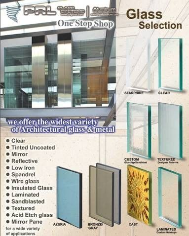 All Glass Entrance Systems, Aluminum / Metal Storefronts, Handrail