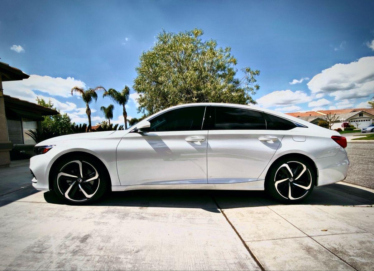 2020 Honda Accord Sport in 2020 Honda accord sport
