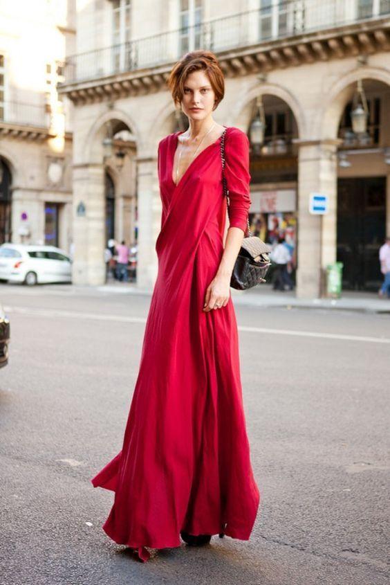 new style 306d7 4e541 Abiti lunghi e vestiti maxi: regaliamoci un abito lungo ...