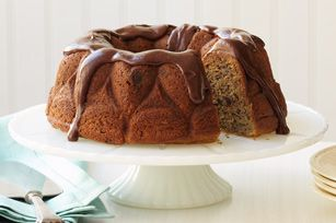 Banana-Chocolate Chip Cake recipe