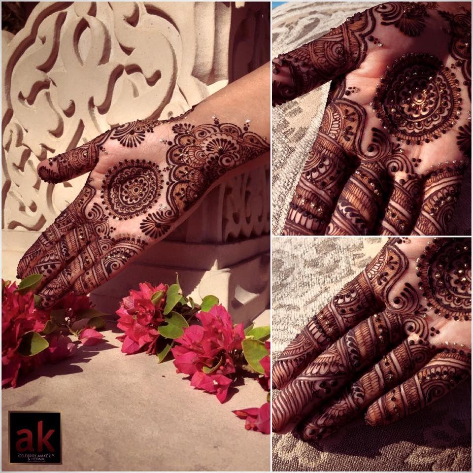 Stunning Bridal Henna Designs By Ash: Henna Beautiful By Ash Kumar.