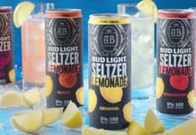 Budlight Seltzer Lemonade Set To Launch In 2021 Lemonade Flavored Drinks Seltzer